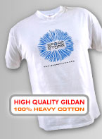 SporeStore.com 100% Heavy Cotton Gildan T-Shirt!