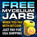 Free Mushroom Jars Bitcoin